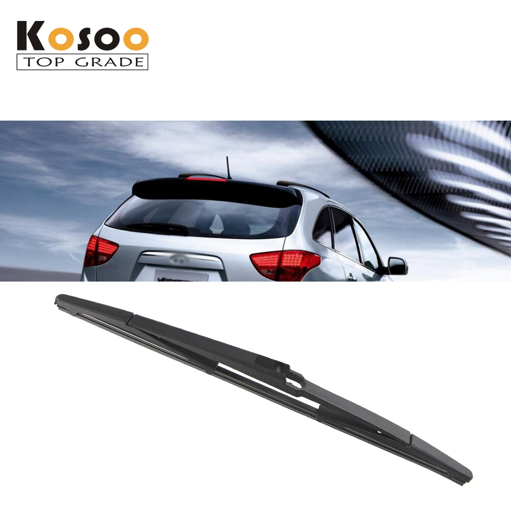 Aliexpress com buy kosoo auto rear car wiper blade for hyundai veracruz 360mm 2006 onwards rear window windshield wiper blades arm car accessories from