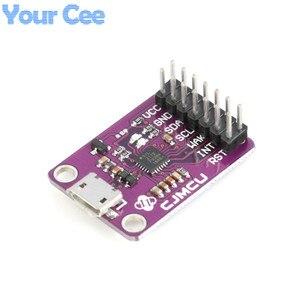 Image 2 - CP2112 Hata Ayıklama Kurulu USB SMBus I2C Haberleşme Modülü 2.0 MicroUSB 2112 için Değerlendirme Kiti CCS811 Sensörü Modülü