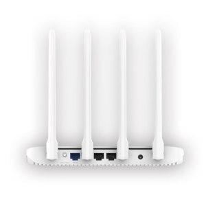 Image 2 - Xiao mi Mi 4A 라우터 기가비트 버전 2.4GHz + 5GHz WiFi 16MB ROM + 128MB DDR3 고 이득 4 안테나 APP 제어 IPv6 Xiao mi 라우터