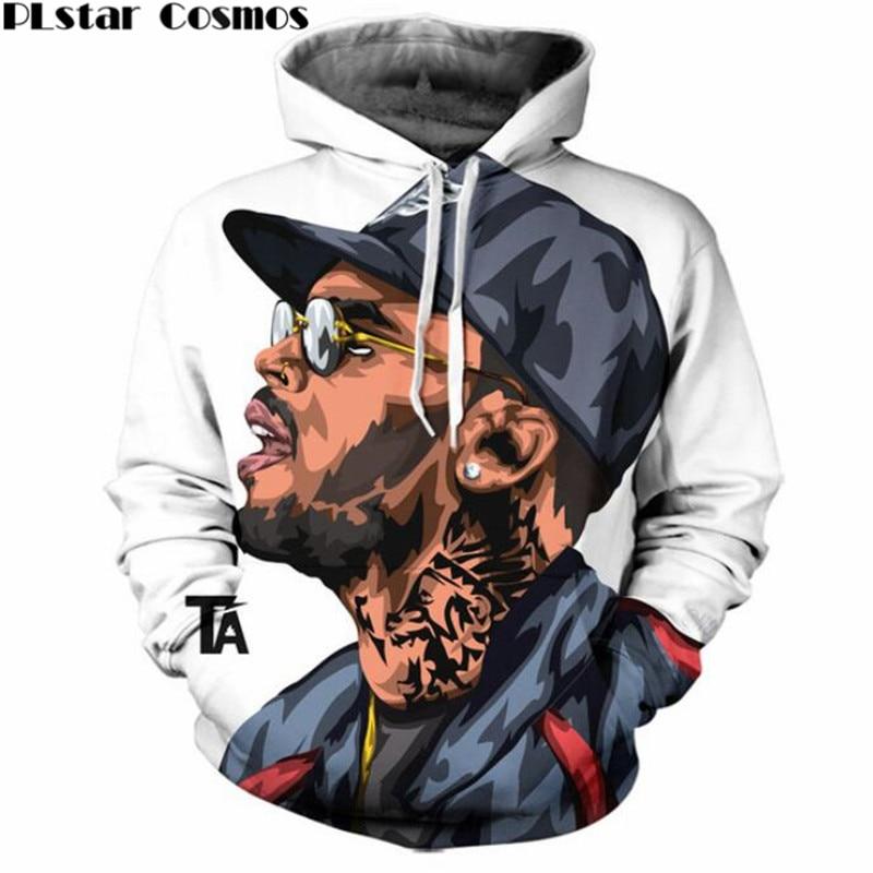PLstar Cosmos Fashion jumper 3D Hoodies s