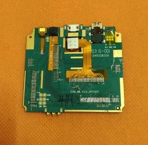 Image 2 - משמש מקורי mainboard 1G RAM + 8G ROM האם VKworld F1 MTK6580 Quad Core 4.5 אינץ משלוח חינם
