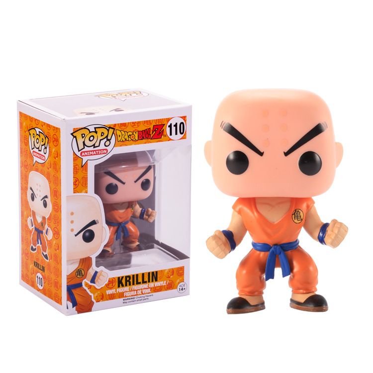 Funko pop Official Amine Dragon Ball Vinyl Action Figure Collectible Model Toy 18