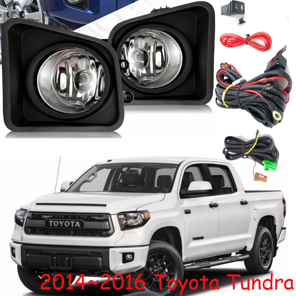 Tundra fog light,halogen,2014~2016,Free ship!vios,corolla,camry,Hiace,tundra,sienna,yaris;Tundra rear light,Tundra headlight стоимость