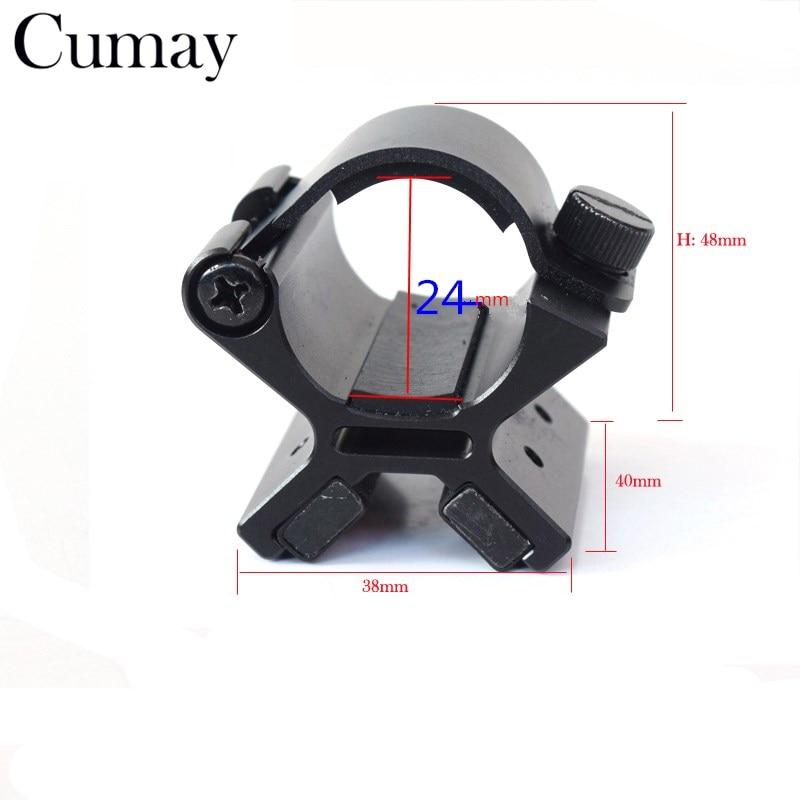 Aperture 24-26.5mm Type X Magnetic Tactical Flashlight Gun Mount Holder bike Accessories For Led Flashlight Torch Lanterna aperture искусство