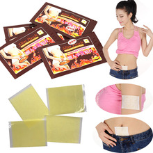 50pc Flat Tummy Patches Weight Loss Product Slimming Patches Emagrecimento Cellu