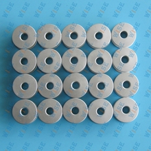 20 ALUMINUM BOBBINS INDUSTRIAL SINGLE NEEDLE SEWING MACHINES #272152