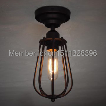 Едісон Вінтаж Стиль Промисловий - Внутрішнє освітлення