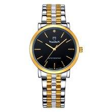 Розовое Золото Мода Часы Мужчины Лучший Бренд Класса Люкс Известный 2016 Водонепроницаемые Часы Мужчины Сапфир Мужские Часы Orologio Uomo