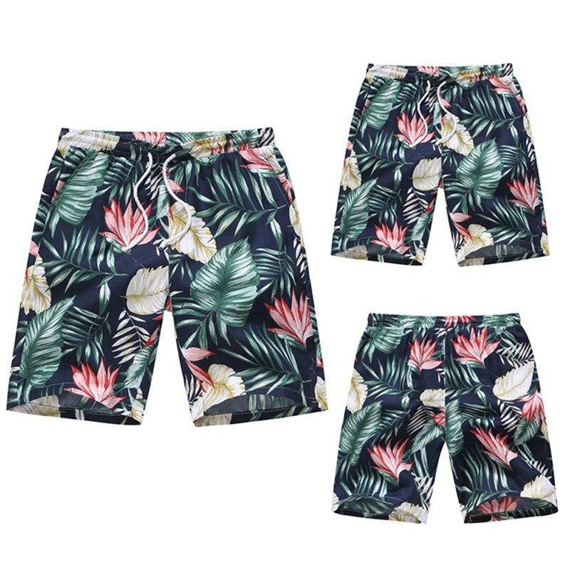 Men's Loose Beach Shorts Printing Quick Dry Shorts Surfing Beach Pants Summer 4XL Plus Size Swimming Shorts