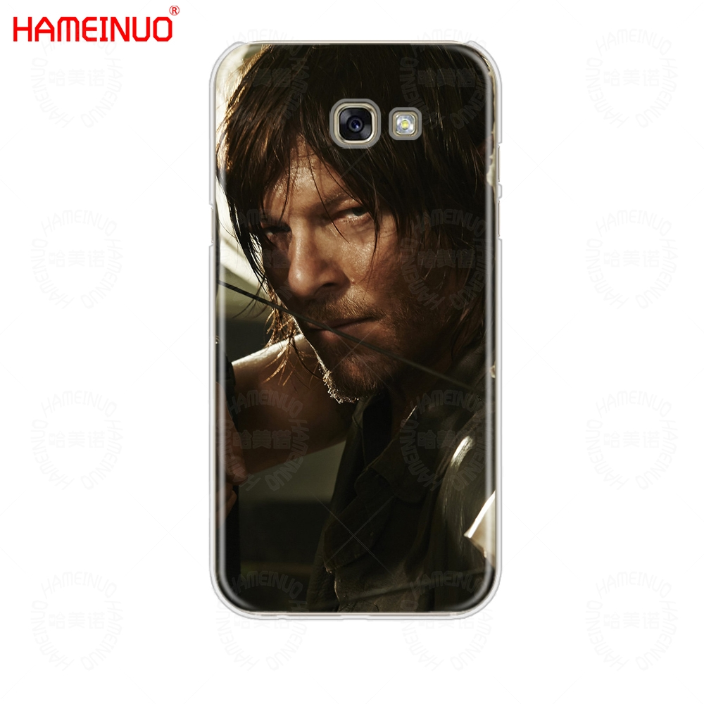 US $1 49 40% OFF|HAMEINUO walking dead cell phone case cover for Samsung  Galaxy A3 A310 A5 A510 A7 A8 A9 2016 2017 2018-in Half-wrapped Cases from