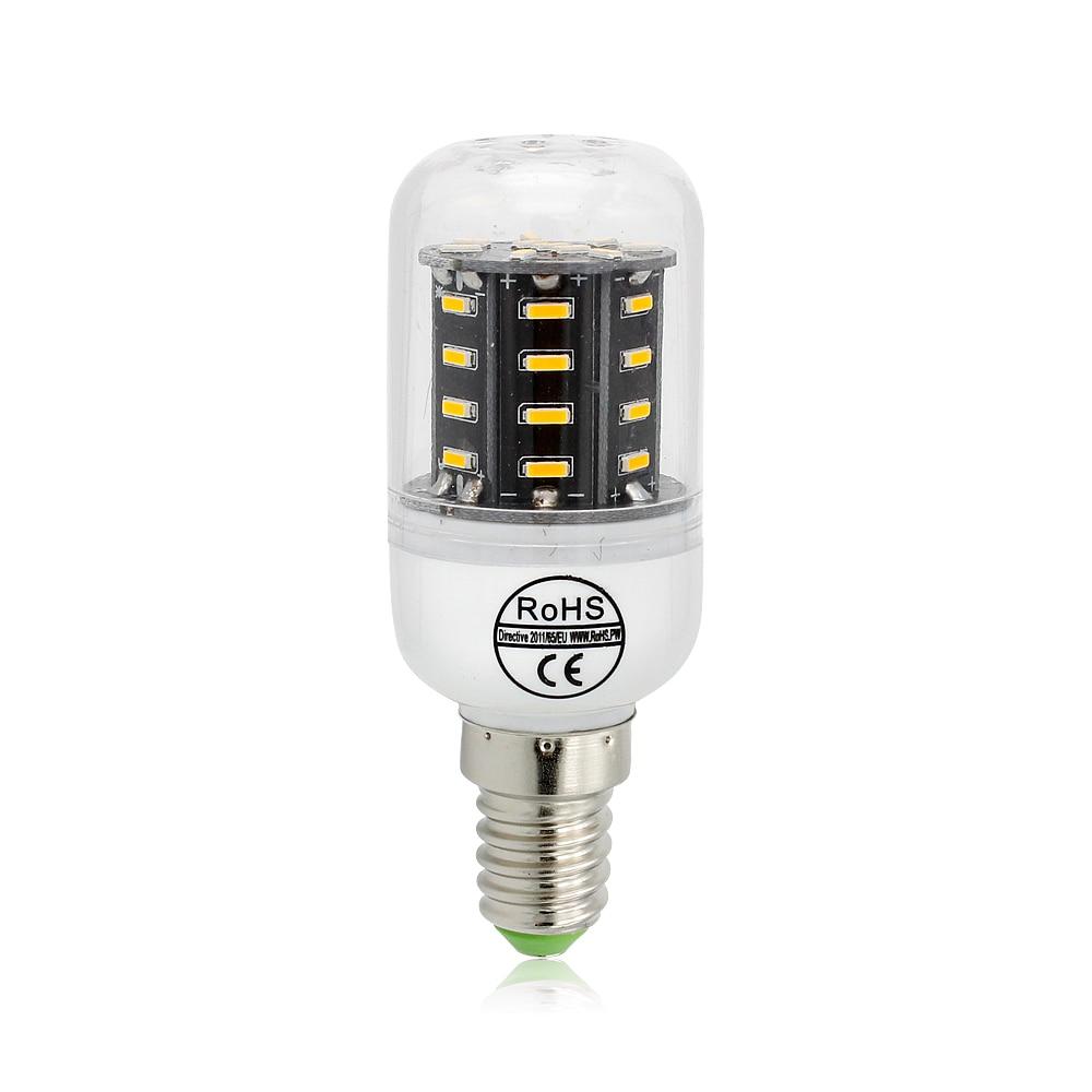 E14 Led Bulb Light No Flicker Lampada 220v Smart Ic Power