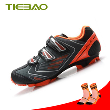 Tiebao Cycling Shoes MTB Bike Self-Locking Shoes Racing Athletic Bicycle Sneakers Sapatilha Ciclismo mtb zapatos ciclismo Shoes santic pro road cycling shoes tpu wearable bike self locking shoes men women racing athletic bicycle shoes sapatilha ciclismo
