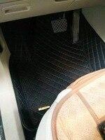 Tùy chỉnh xe thảm sàn cho HUMMER H2 H3 xe styling phụ tùng ô tô Dán xe thảm auto Stickers