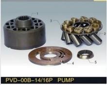 Piezas de la bomba de pistón NACHI PVD-00B-15P bloque de cilindro de la bomba de émbolo de la bomba de aceite hidráulico placa de retención