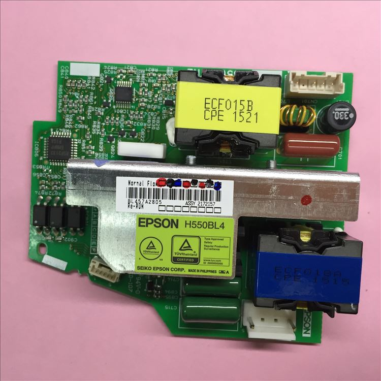 Brand New projector ballast board lamp power supply H550BL4 for EB-97H/X27/X29/X30 Projector 100% original new h550bl1 projector ballast board for cb x27 w28 x29 x30 x31 97 projetors