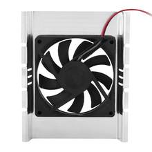 Ventilador de disco rígido, dissipação de calor rápida ventilador de refrigeração 30dba 5000rpm 10.05cfm ventilador de alta qualidade para hdd hdd