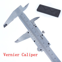 On sale 0-150mm Carbon Steel Bike Frame Front Fork Vernier Caliper Measuring Tool Precision 0.02mm Inventory Processing