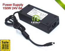 Power Adapter 150W Amplifier adapt 6A 24V Digital Amplifier Switching Power Aupply Suitable For TPA3116 amp TPA7498 amp