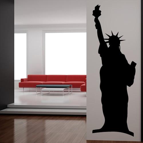 Statue Of Liberty Wall Stickers New York City America USA