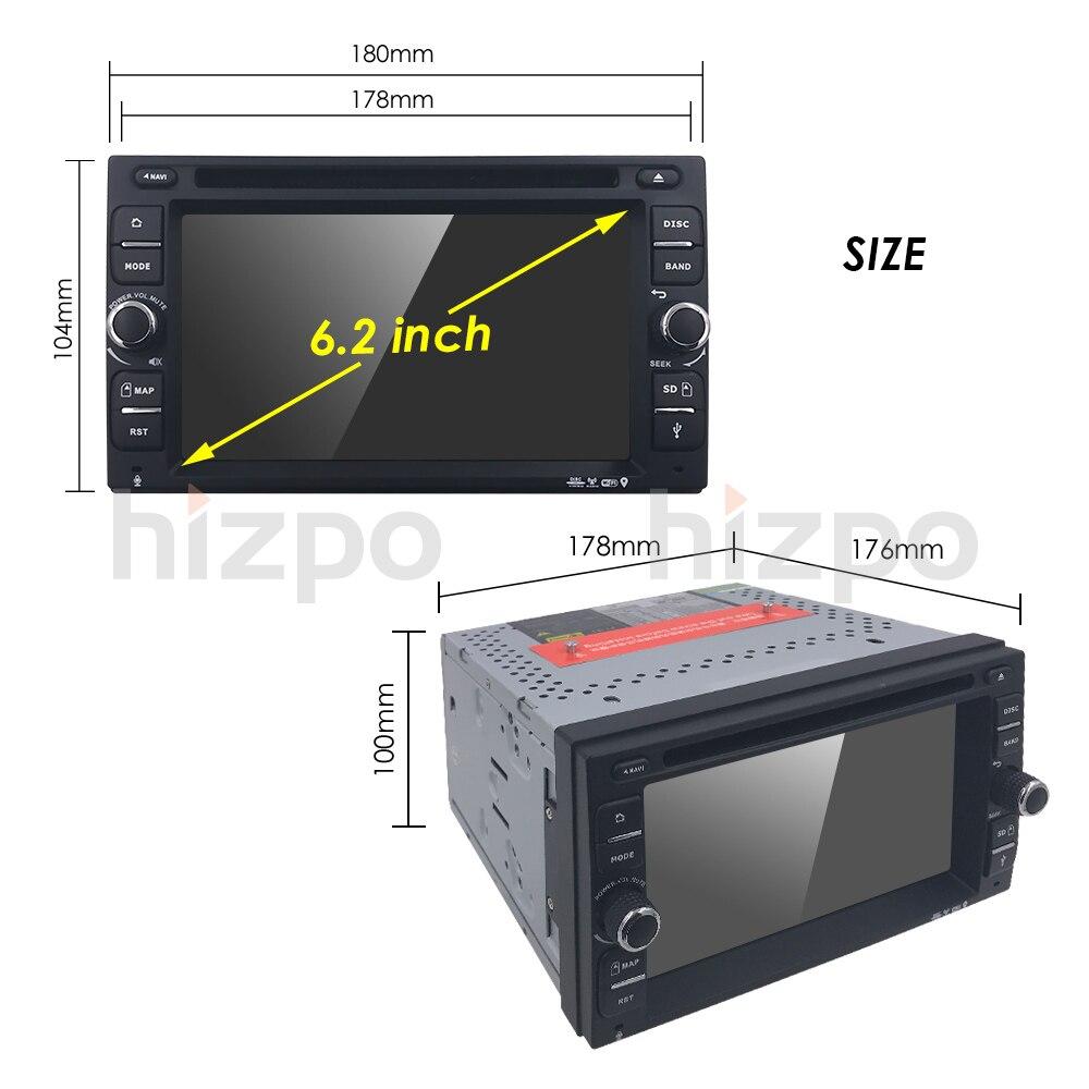 Navi DVD dotykowy GPS 29