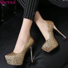 Pompa Sepatu Wanita Ukuran