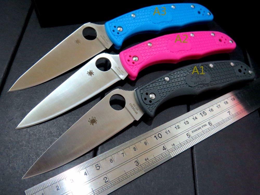 5PCS LOT Custom C10 Folding Pocket font b Knife b font font b Tactical b font