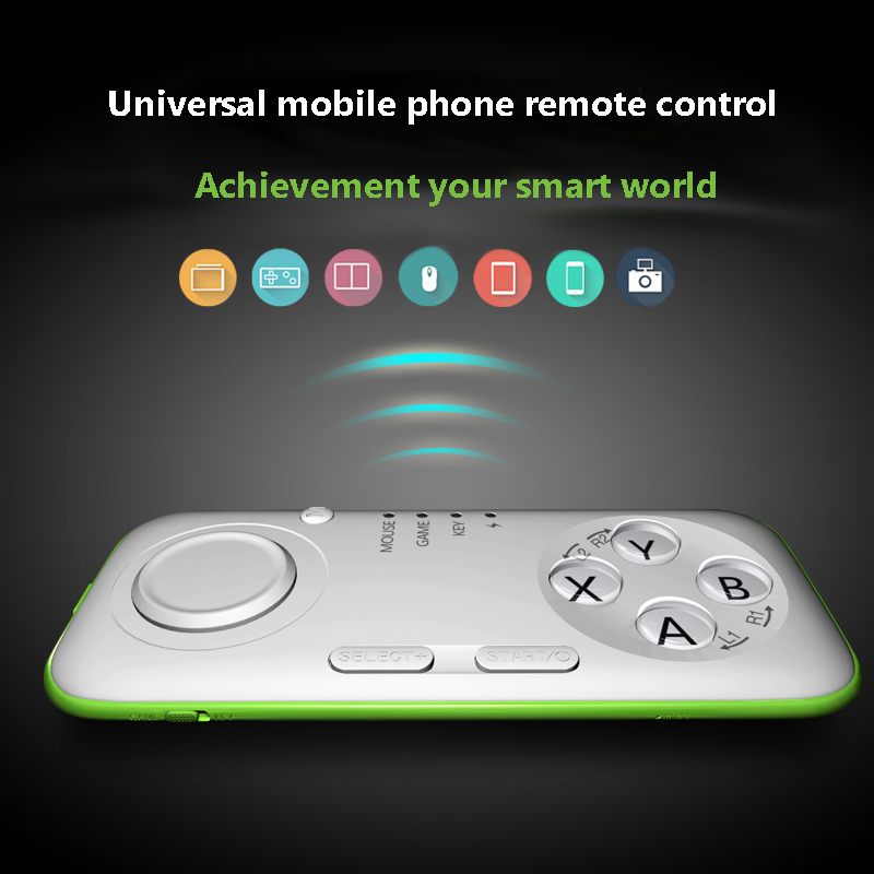 Gamepad V3 VR Bluetooth Remote Gamework Phone Controller Compitiable VR / Smart Phone / Tablet/PC Android & IOS t3 smart phone game controller wireless joystick bluetooth 3 0 android gamepad gaming remote control for phone pc tablet