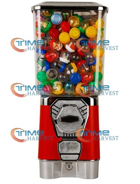 High Quality Coin Operated Slot Machine for Toys Vending Cabinet Capsule Vending Machine Big Bulk Toy Vendor Arcade machine good quality coin operated tabletop gumball vending machine desktop capsule vending cabinet toy penny in the slot coin vendor