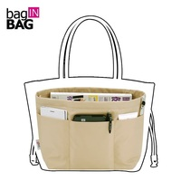 Bag In Bag In Bag Storage Bag Cosmetic Bag Liner Bag Immanent Liner Bag Finishing Bag