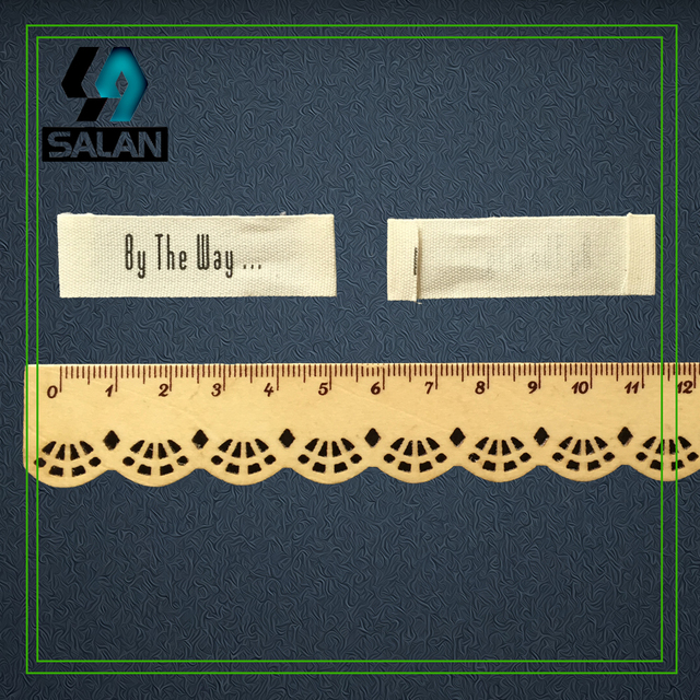 Étiquettes de vêtements en coton personnalisées | Étiquettes de coton imprimées et personnalisées, étiquettes de coton imprimées et en tissu à coudre, étiquettes de vêtement pour enfants