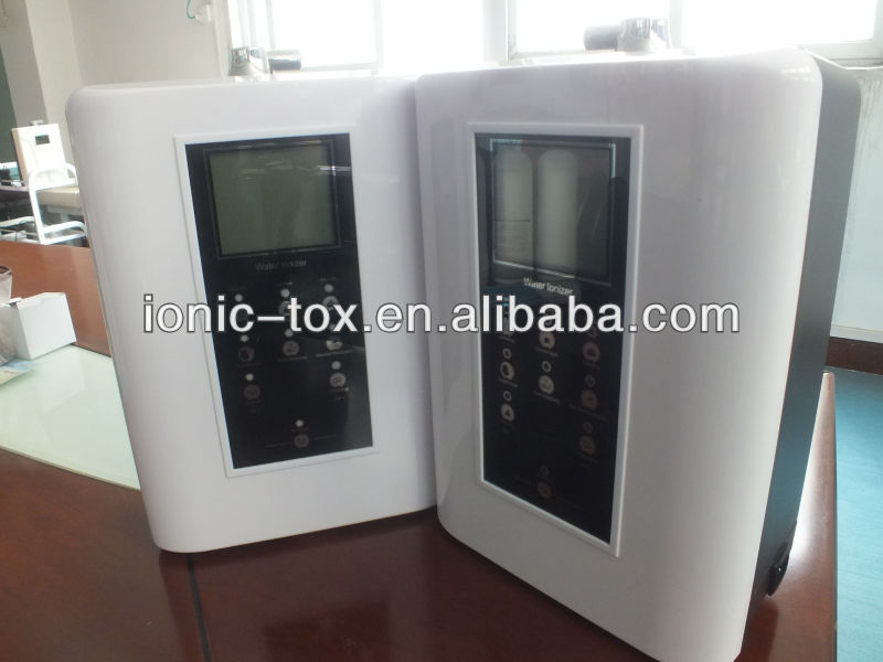 High PH value water purifier OH 806 3H with touch screen Free to Canada