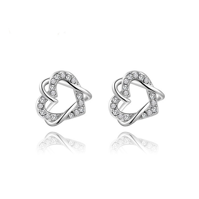 E13 Classic jewelry earrings for lovers suit for man and women have color to choose 10mm for women and man gift