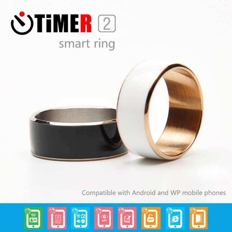 R3 R3F MJ02 New Technology Magic NFC Smart Rings 17