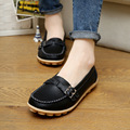 Woman casual Shoes PU 2016 new fashion Peas shoes Women