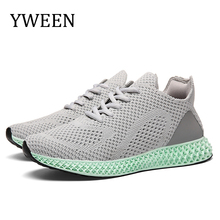 YWEEN Spring Autumn New Men Shoes Lac-up Casual Comfortable Breathable Couple Walking Sneakers Feminino Zapatos