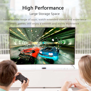 Image 2 - Xiaomi Mi Box S 4K TV Box Cortex A53 Quad Core 64 bit Mali 450 1000Mbp Android 8.1 2GB+8GB HDMI2.0 2.4G/5.8G WiFi BT4.2 TV Box