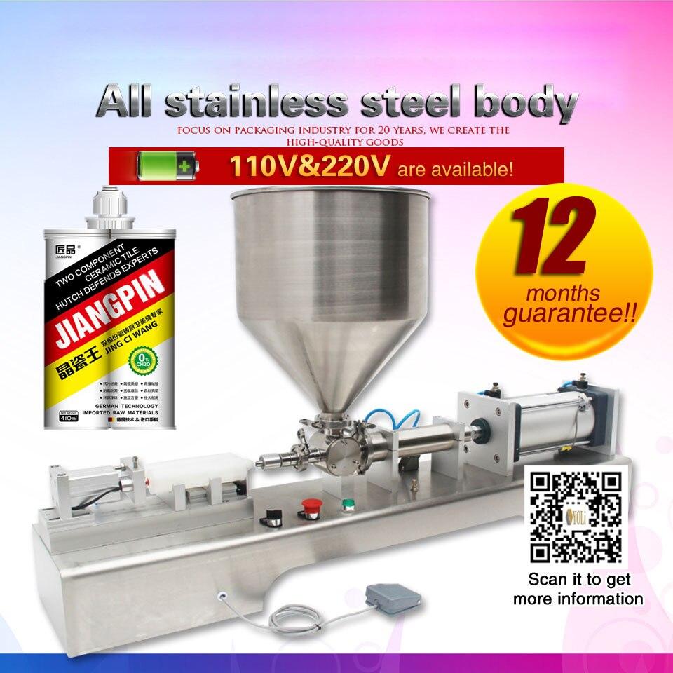 Bottle Filling Machine For Sale Liquid,oil , Stick Cream Filling Machine  Botting Equipment
