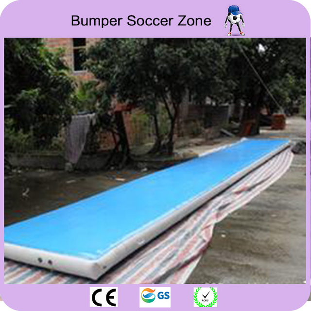 Free Shipping!12x2m Inflatable Air Tumble Track ,Air Track For Tumbling ,Inflatable Gym Air Track(Free a Pump)