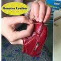 Handmade de 100% Couro Genuíno sapatos de bebê Botas bebê recém-nascido Prewalkers mocassins bebê sapatos menino chaussure enfant Tamanho 11-12.5 cm