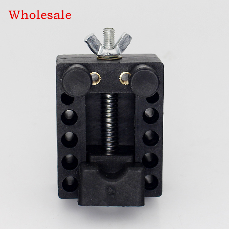 Wholesale 50pcs/100pcs/500pcs Watch Repair Tool Watch Case Holder Wristwatch Fixed Watchmaker Dedicated Device Free Shipping free shipping spiral case pressing tool watch repair tool with 12 rubber head