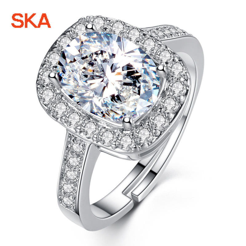 SKA Ring Wedding Rings For Wom...