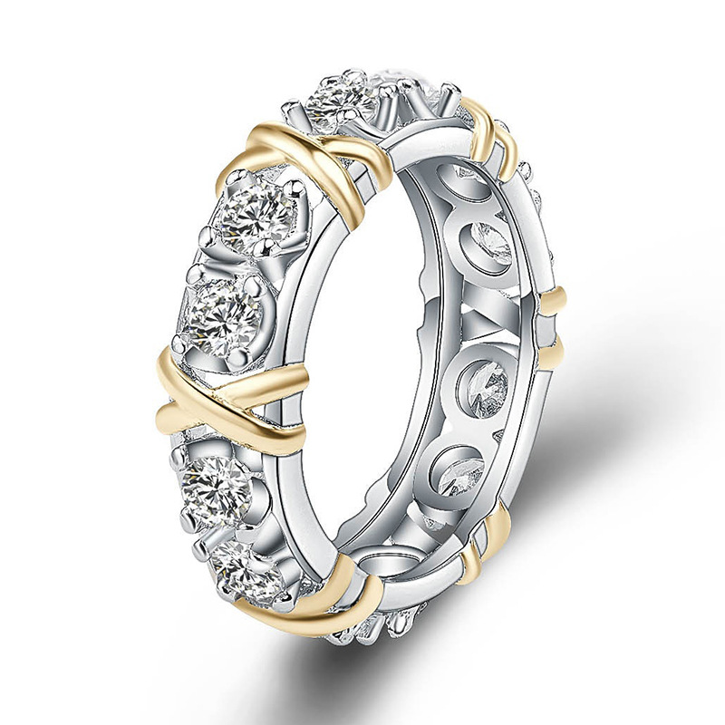 Silver Gold Color Charm...