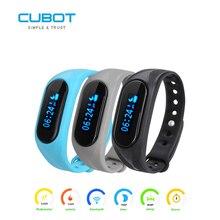SmartBand Cubot V1 шагомер вызова/SMS/сидячий Smart Браслет дистанционного уведомления анти-потерянный Bluetooth 4.0 для Android IOS Телефон
