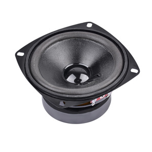 Image 2 - AIYIMA 1Pcs 4Inch Portable Full Range Audio Speaker 8 Ohm 50W Computer woofer Speakers DIY For Home Theater