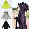 Autumn new dinosaur hoodies jackets boys girls jacket outerwear baby antumn long sleeve spring children coat Sweatshirts