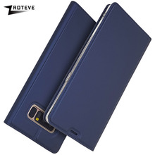 купить ZROTEVE For Samsung Note 8 Case PU Wallet Case Coque For Samsung Galaxy Note 8 Leather Stand Flip Cover Case For Galaxy Note 8 дешево