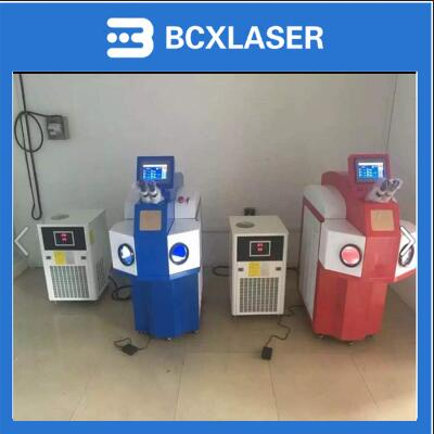 200w mini portable laser welding machine for Jewelry and gold gold welding machine reorder rate up to 80% welding machine parts and function