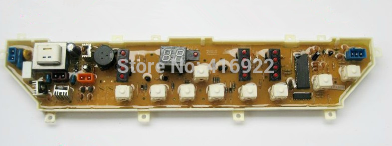 Free shipping 100% tested for Midea for rongshida washing machine board XQB45-906G MB5012 motherboard circuit board on sale f19283 combo max10 60a brushless esc 3652sl g2 3300kv brushless motor speed controller for rc 1 10 suv truck car