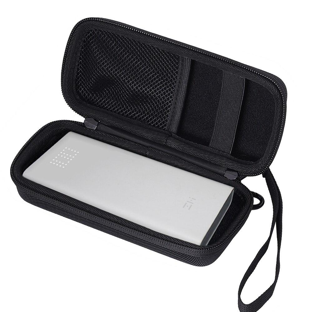 Unterhaltungselektronik Neue Harte Reise Box Tragbare Fall Für Zmi Power Bank 20000 Mah Qb821 Abdeckung Tragbare Batterie Qc3.0 Dual Usb Power Telefon Tasche Online Rabatt