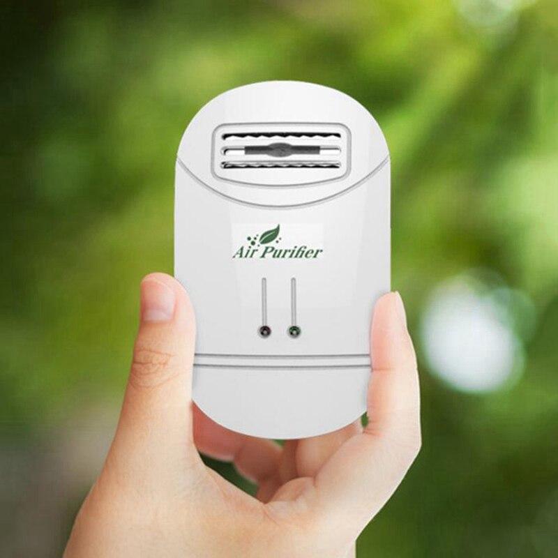 Ionizador purificador de aire para el hogar generador de iones negativos limpiador de aire eliminar formaldehído humo Purificación de polvo hogar habitación Deodori 3 unids/lote OEM de alta calidad, reemplazo AC4121 + AC4123 + AC4124 kit de filtros para Philips AC4002 AC4004 AC4012 purificador de aire partes